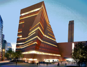 Transforming Tate Modern, London