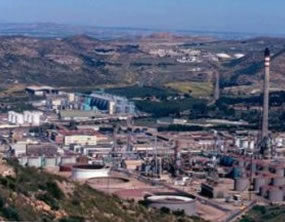 C10 Extension to the Cartagena Refinery, Murcia, Spain